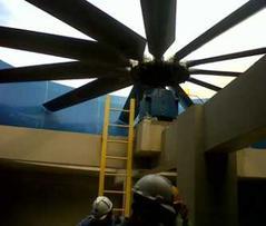 Balancing Cooling Tower