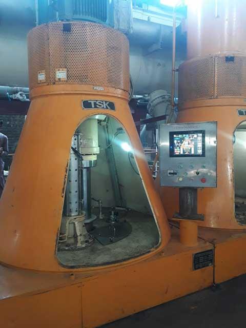 Balancing TSK Machine